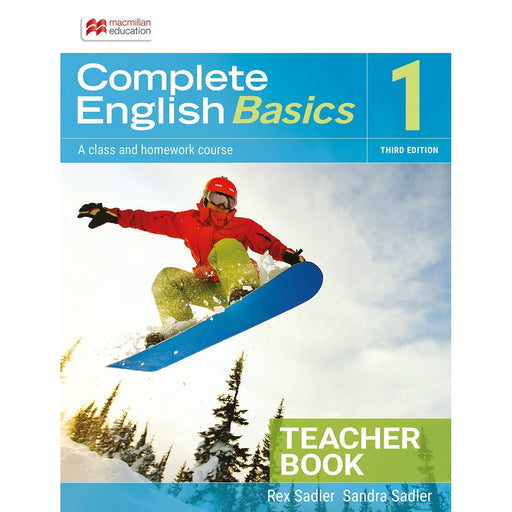 Complete English Basics 1 3E Teacher Book