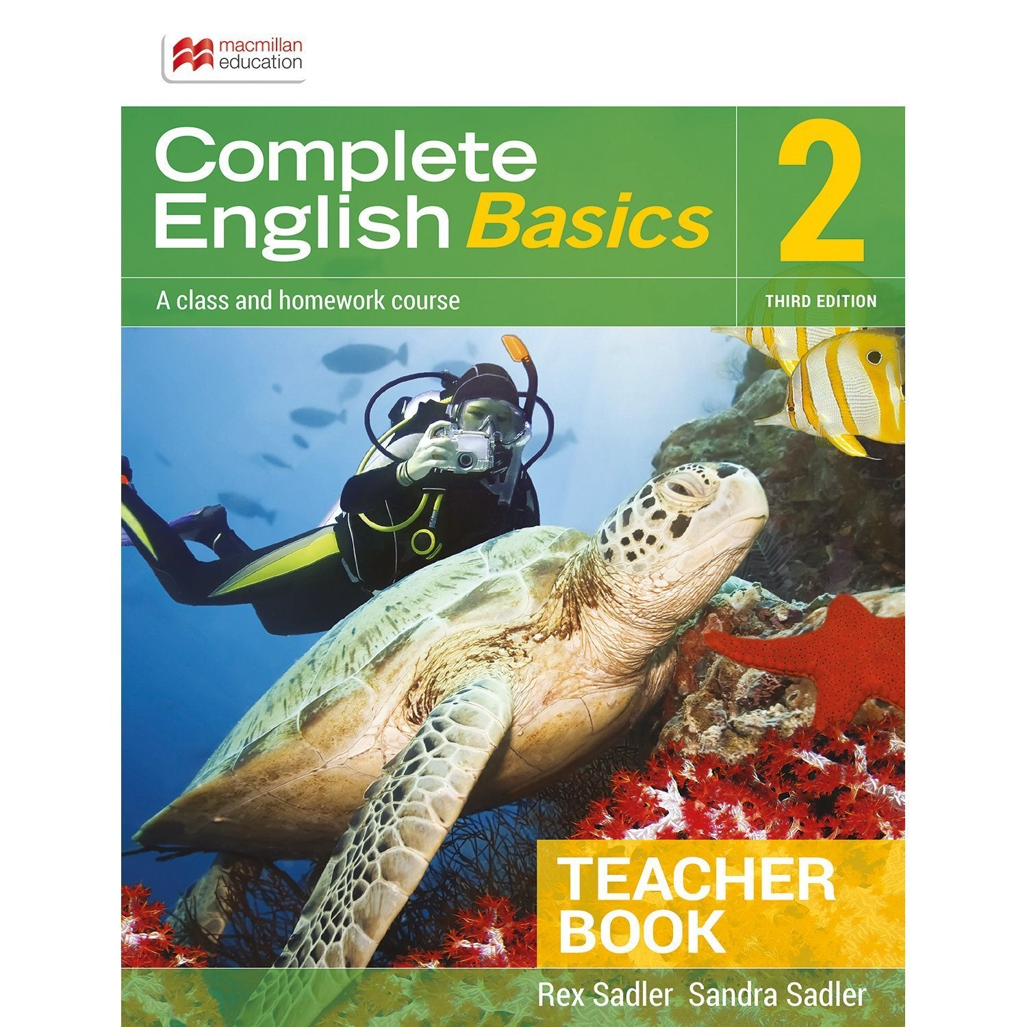 Complete English Basics 2 3E Teacher Book
