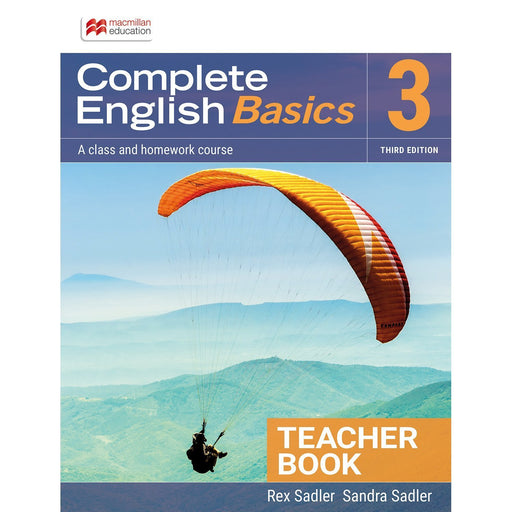 Complete English Basics 3 3E Teacher Book
