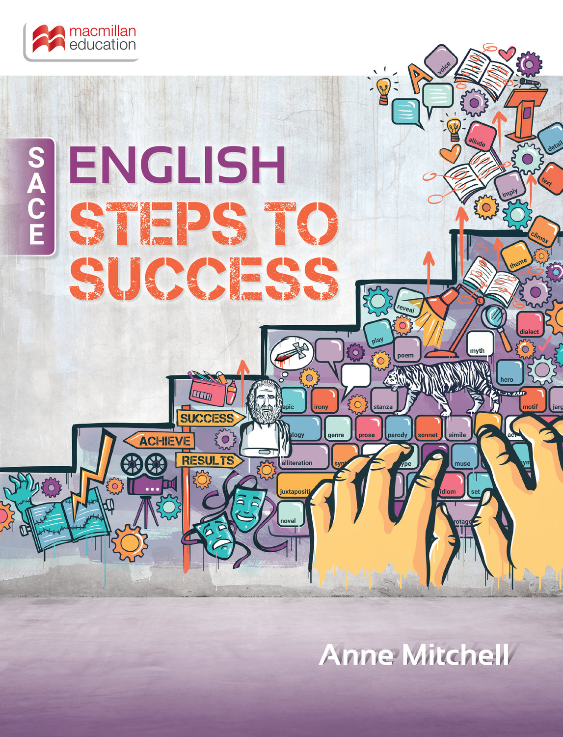 Steps to Success: SACE English Student Book + Digital