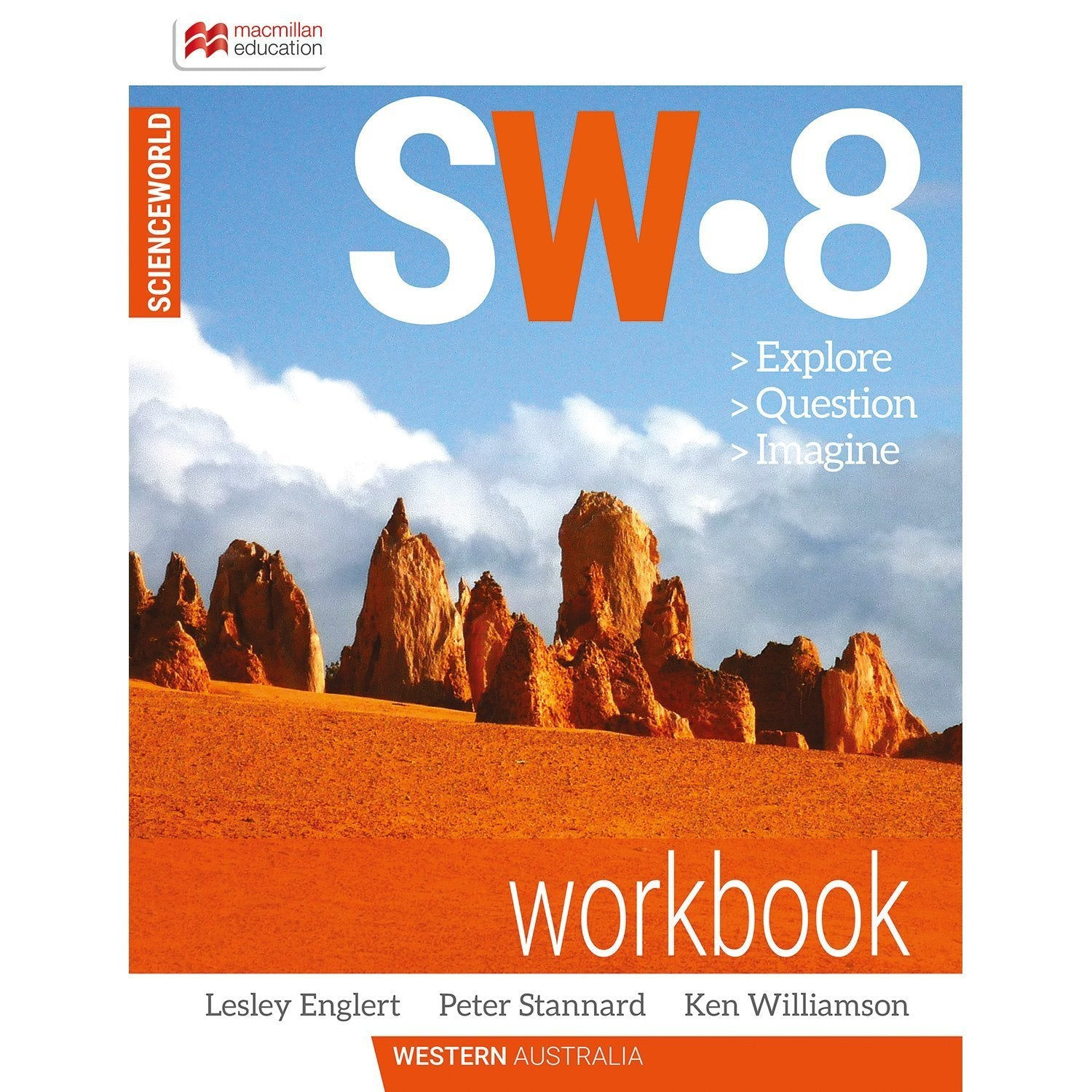 ScienceWorld Western Australian Curriculum 8 Student Workbook