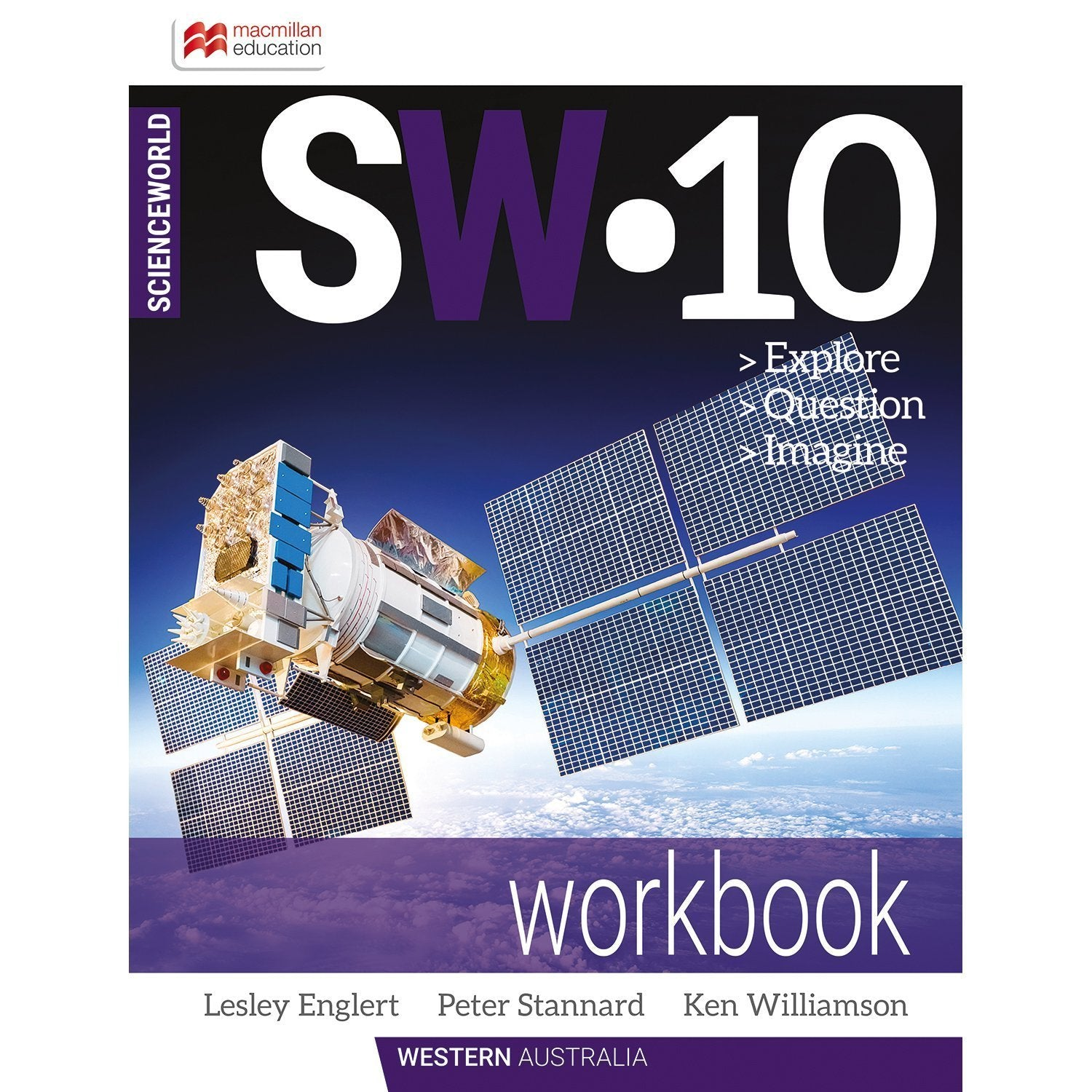 ScienceWorld Western Australian Curriculum 10 Student Workbook