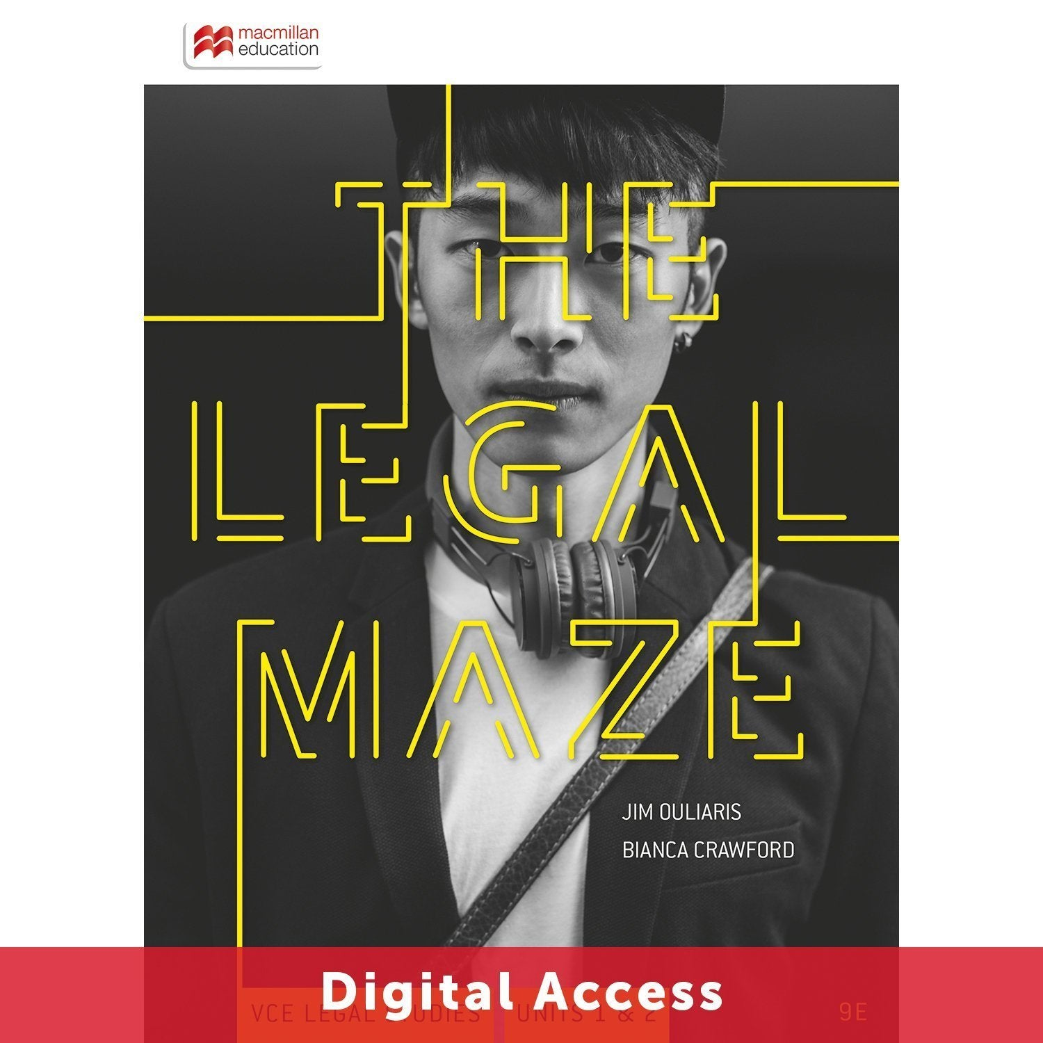 The Legal Maze 9E VCE Units 1&2 Student Digital access