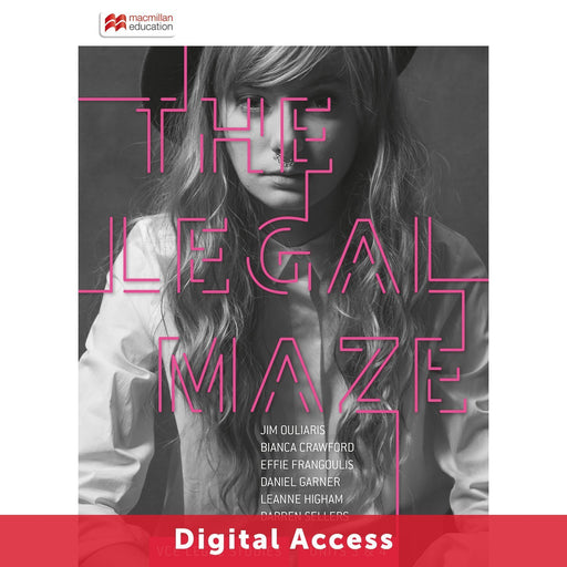 The Legal Maze VCE Units 3&4 Teacher Digital Access