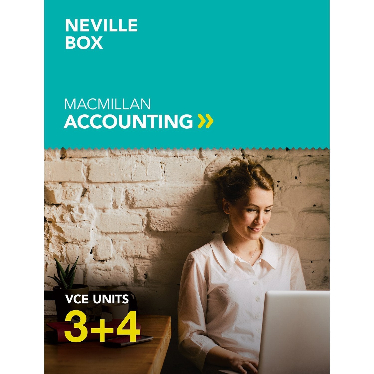 Macmillan Accounting VCE Units 3&4 6E Student Book + Digital