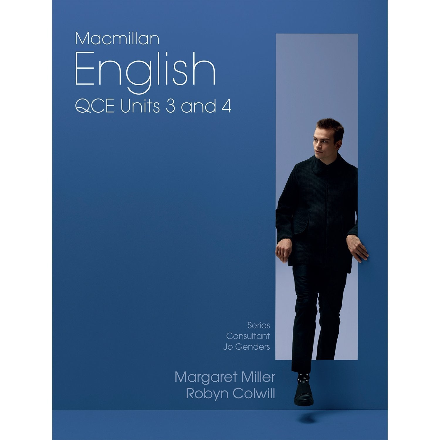 Macmillan English QCE Units 3&4 Student Book + Digital