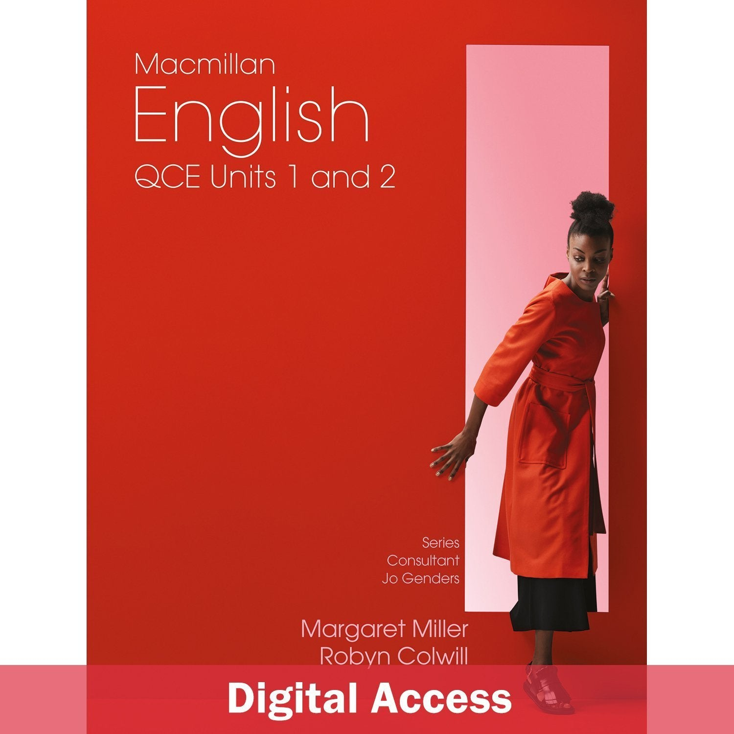 Macmillan English QCE Units 1&2 Student Digital access