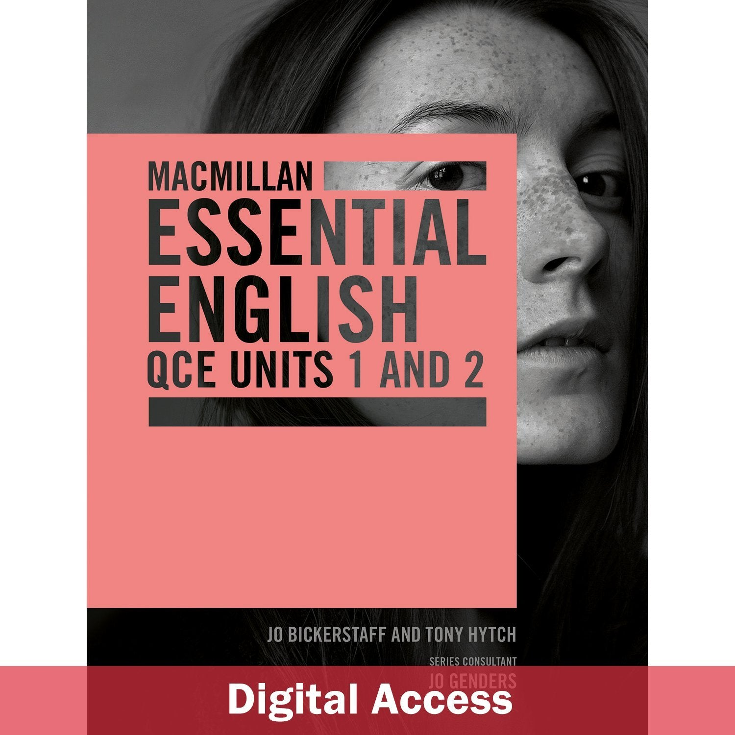 Macmillan Essential English QCE Units 1&2 Student Book 1-Year Reactivation Code