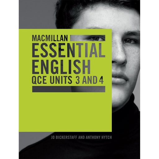 Macmillan Essential English QCE Units 3&4 Student Book + Digital