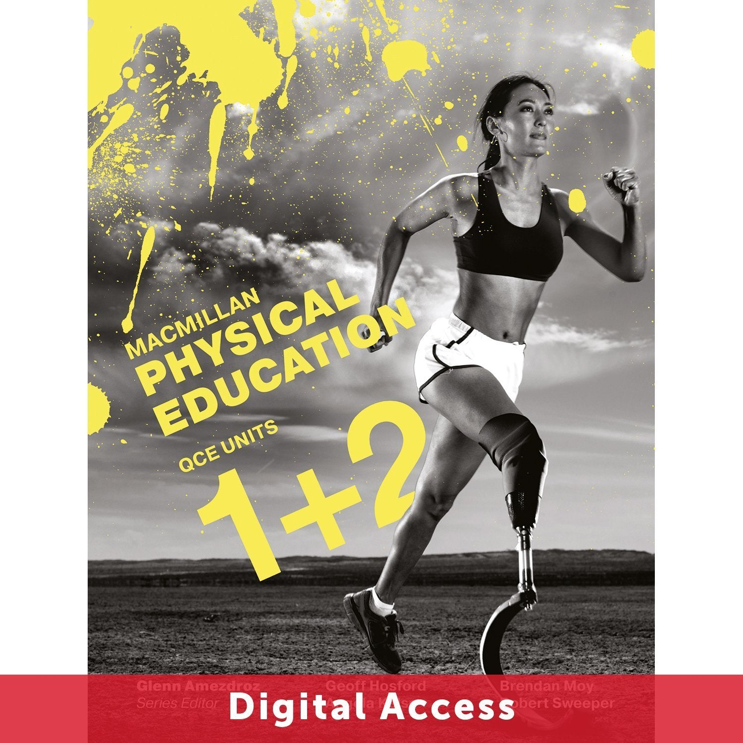 Macmillan Physical Education QCE Units 1&2 Teacher Digital Access