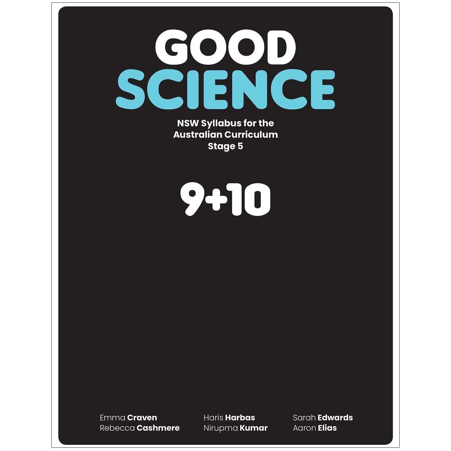 Good Science NSW Syllabus Stage 5 Student Book + Digital