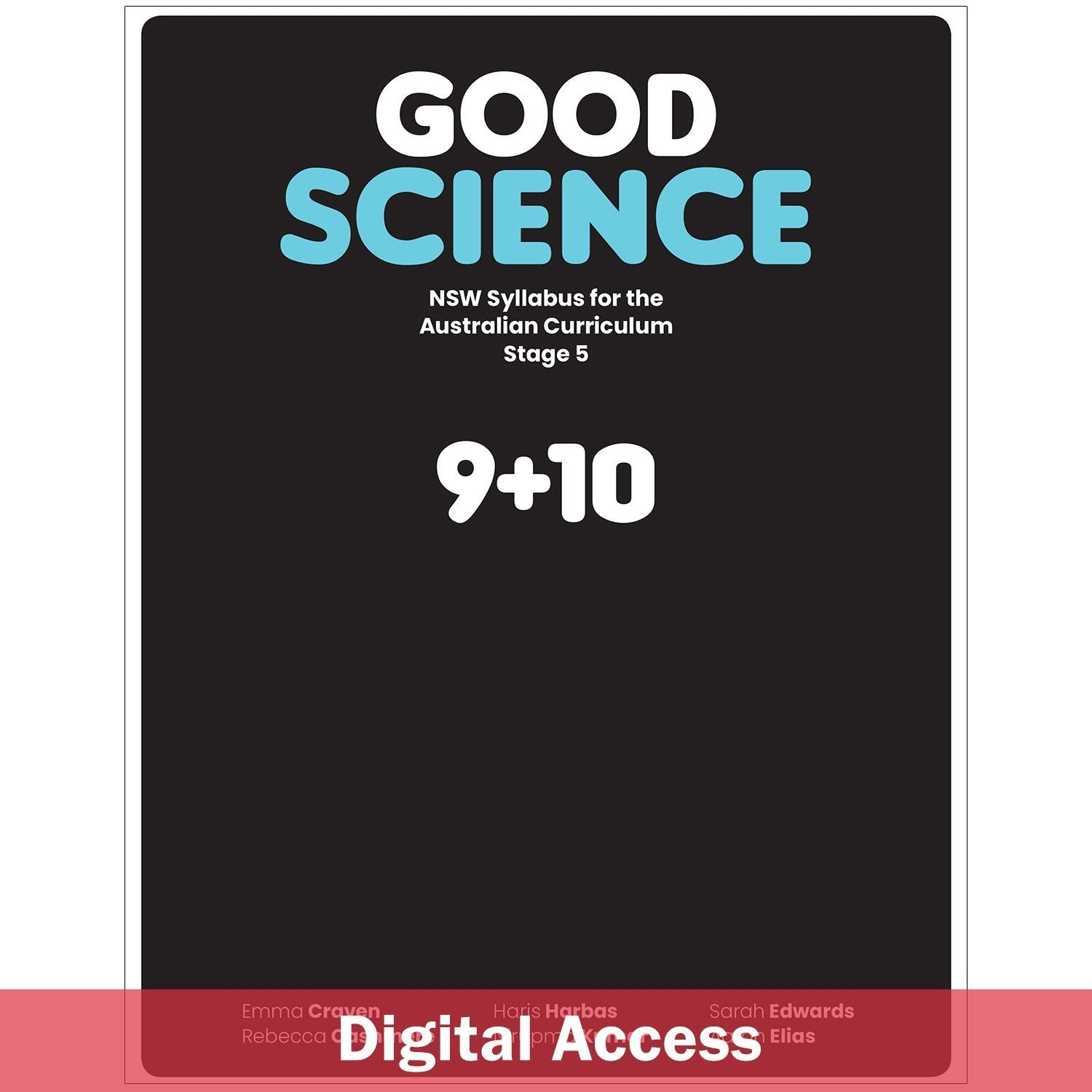 Good Science NSW Syllabus Stage 5 Student Book 2-Year Reactivation Code