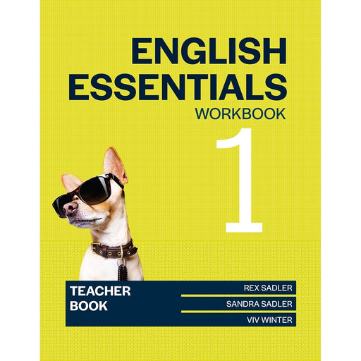 English Essentials Teacher Book 1