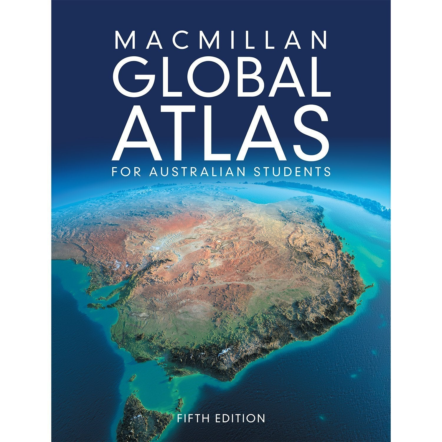 Macmillan Global Atlas for Australian Students Fifth Edition Student Book + Digital