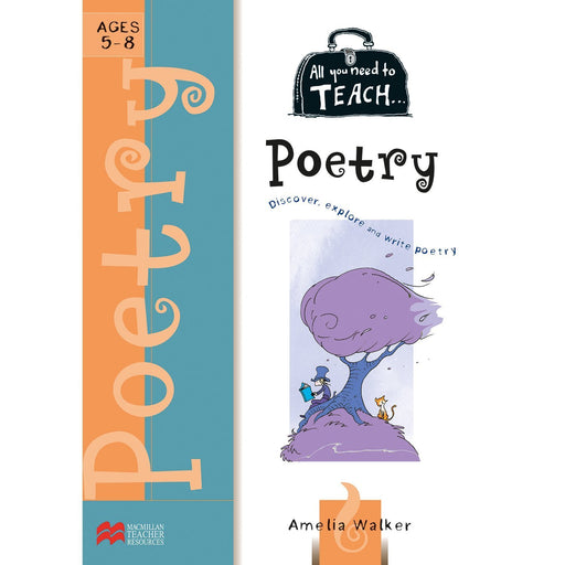 All You Need to Teach: Poetry Ages 5-8
