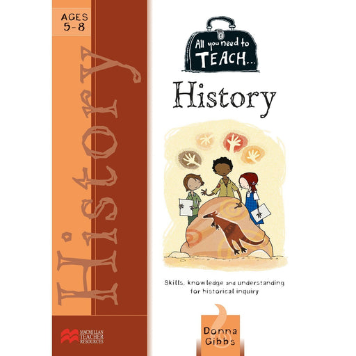 All You Need to Teach: History Ages 5-8