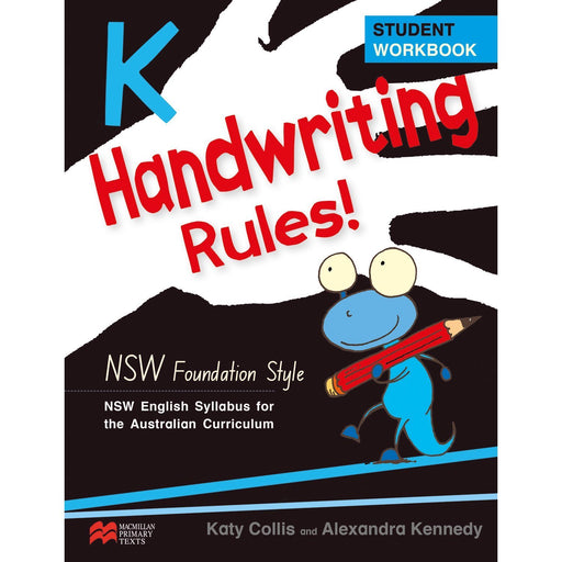 Handwriting Rules! NSW K