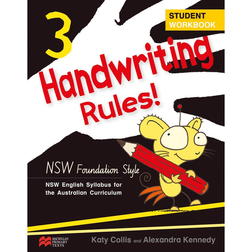 Handwriting Rules! NSW 3