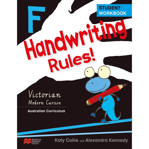 Handwriting Rules! VIC F
