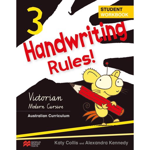 Handwriting Rules! VIC 3