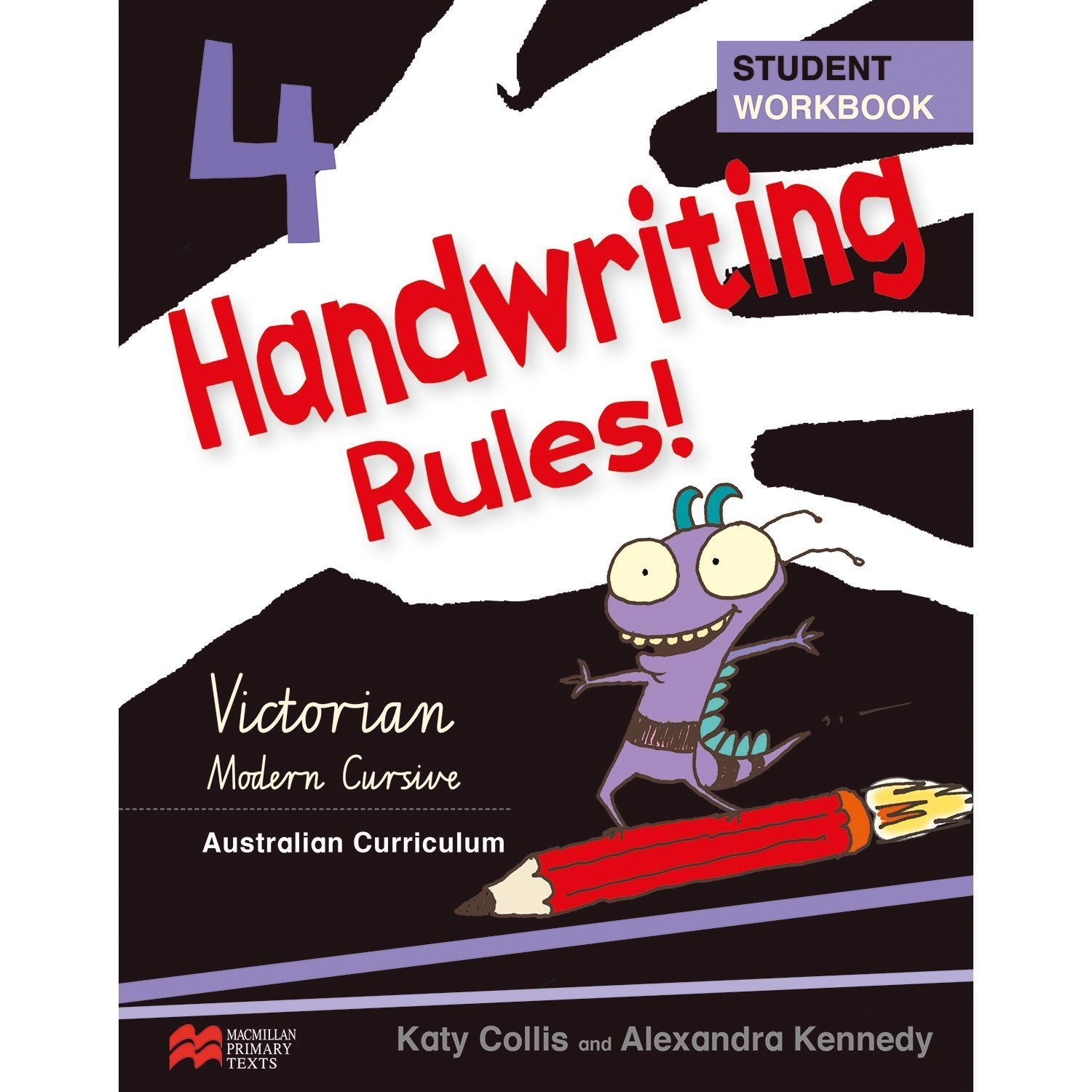 Handwriting Rules! VIC 4
