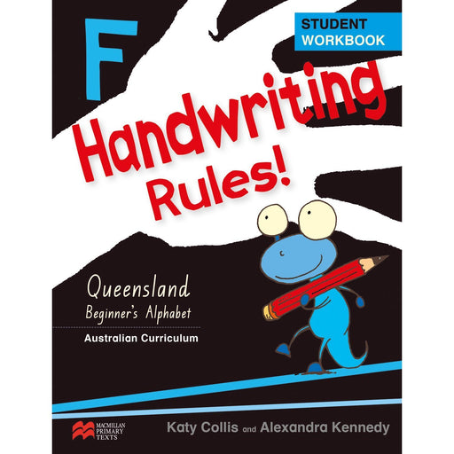 Handwriting Rules! QLD F