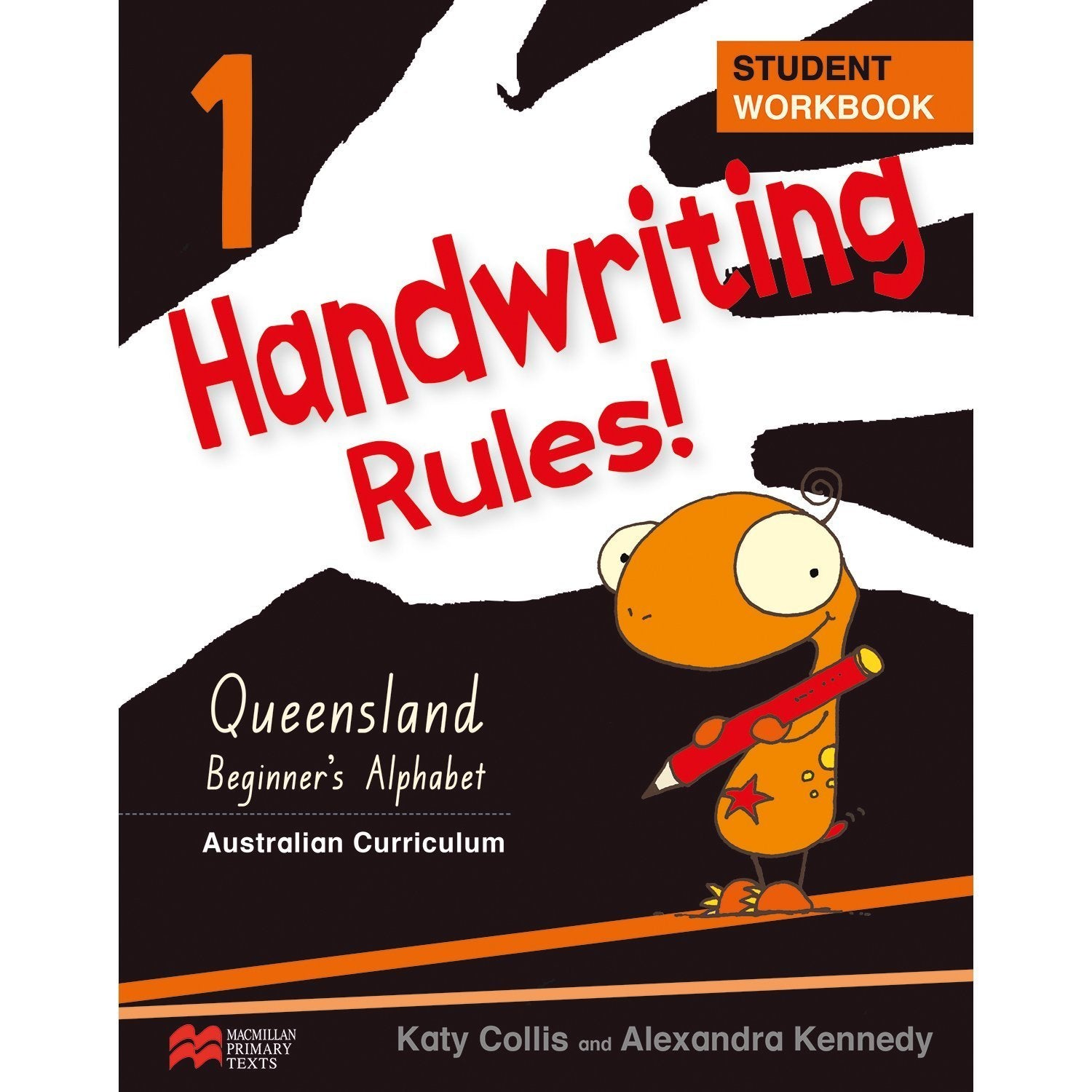 Handwriting Rules! QLD 1