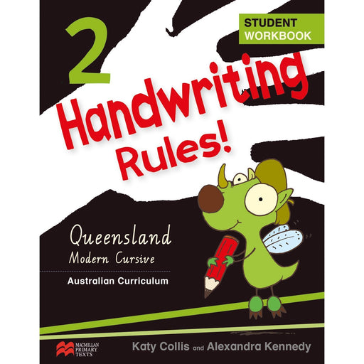 Handwriting Rules! QLD 2