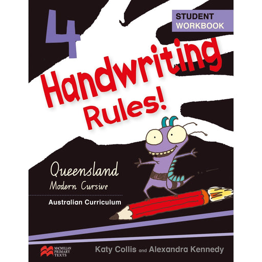 Handwriting Rules! QLD 4