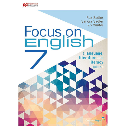 Focus on English 7 Student Book + Digital