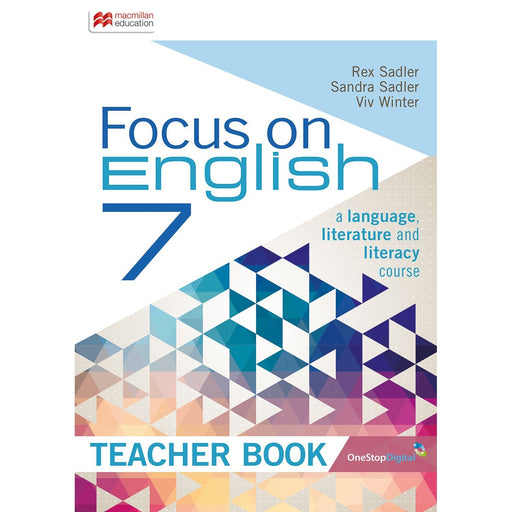 Focus on English 7 Teacher Book