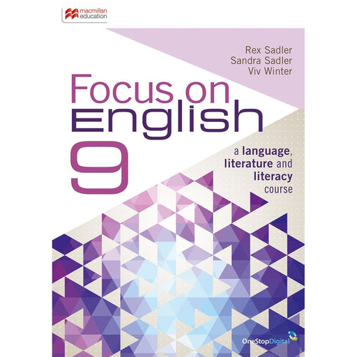 Focus on English 9 Student Book + Digital