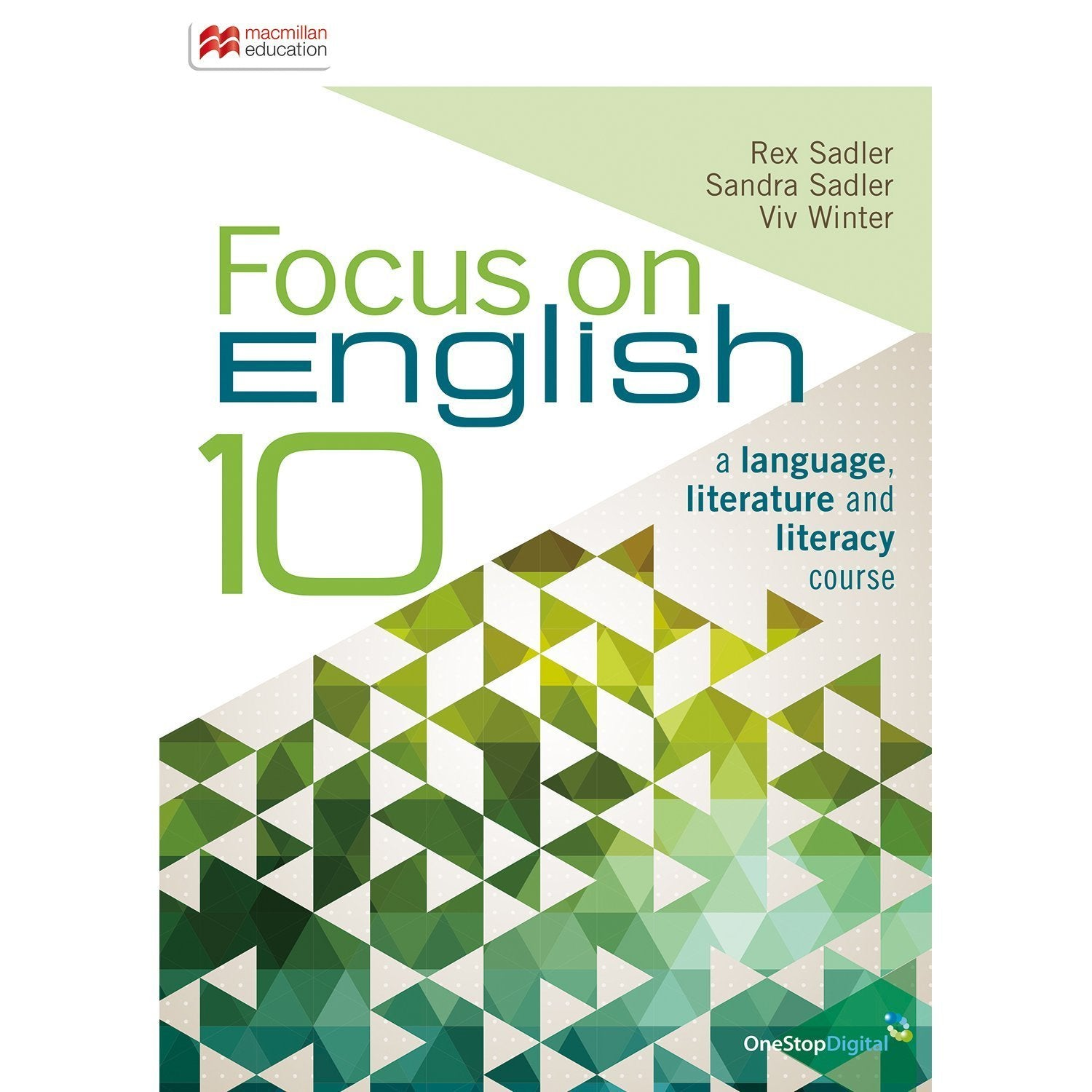 Focus on English 10 Student Book + Digital