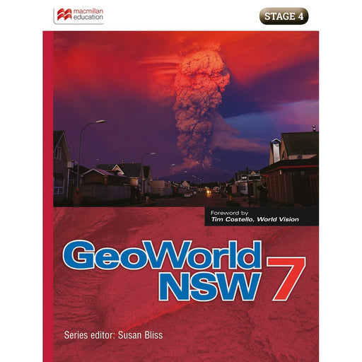GeoWorld NSW 7 Student Book + Digital