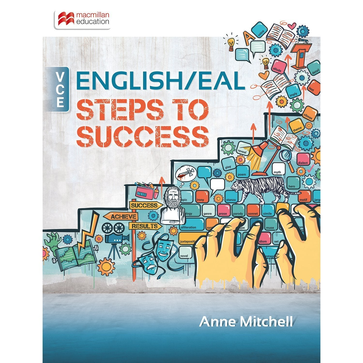 Steps to Success: VCE English / EAL Student Book + Digital