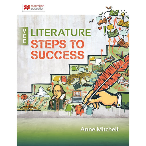 Steps to Success: VCE Literature Student Book + Digital