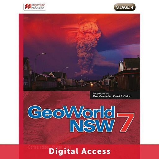 GeoWorld NSW 7 Teacher Digital Access