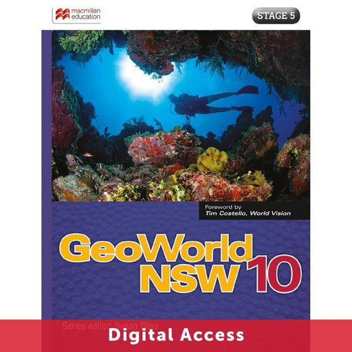 GeoWorld NSW 10 Teacher Digital Access