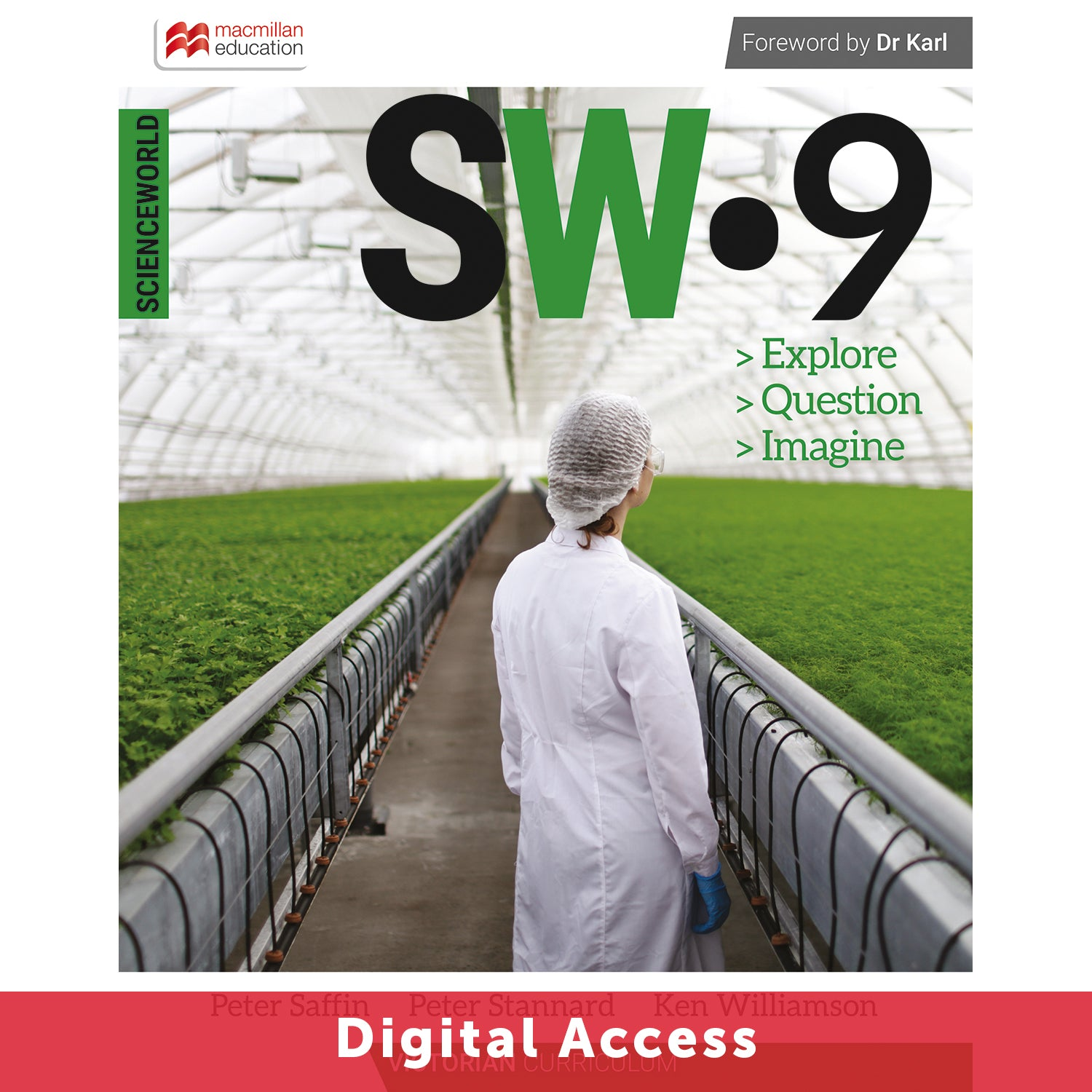 ScienceWorld Western Australian Curriculum 9 Student Digital access