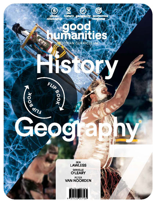 Good Humanities 7 Victorian Curriculum Student Book + Digital