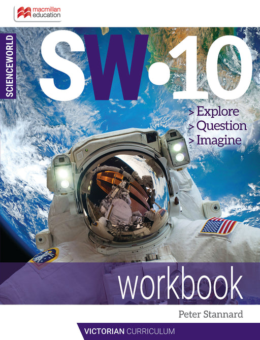 ScienceWorld Victorian Curriculum 10 Student Workbook