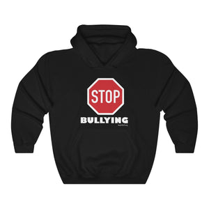 Unisex Heavy Blend™ Hooded Sweatshirt - Stop Bullying