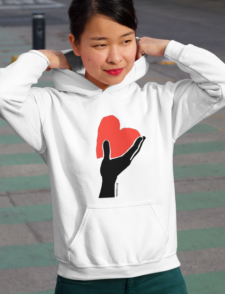 Unisex Heavy Blend™ Hooded Sweatshirt - The You in Hey U.G.L.Y.