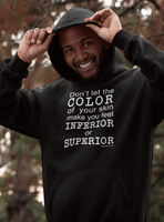 Unisex Heavy Blend™ Hooded Sweatshirt - Color Of Your Skin