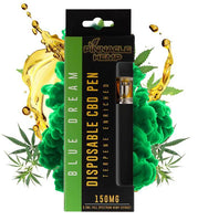 Pinnacle Hemp 150mg D Pen Blue Dream