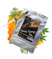 Pinnacle Hemp Edibles Chewies HoneySyringe