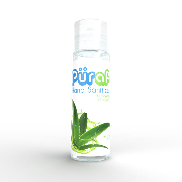 Puraf Hand Sanitizer Gel Product Image