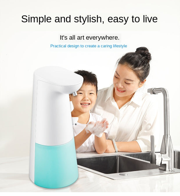 Automatic Hand Foam Soap Dispenser - WolfHawk Trading Co.