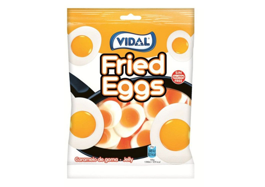 "Kummikomm ""FRIED EGGS"""
