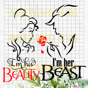I'm His Beauty I'm Her Beast